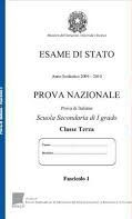 Prove Invalsi_Italiano